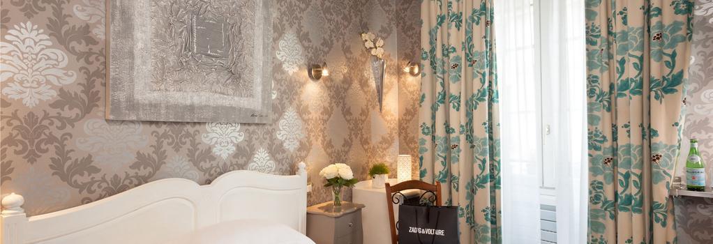 Hôtel Saint Paul Le Marais - 巴黎 - 臥室