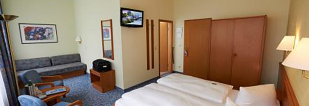 Seehotel Grunewald - 柏林 - 臥室