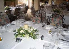 碧尼亞洛卡鄉村酒店- 僅限成人入住 - Sant Lluís - 餐廳