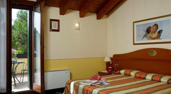 Hotel Antico Moro - 威尼斯 - 臥室