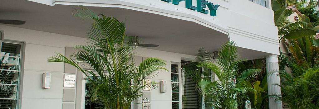 The Shepley Hotel - 邁阿密海灘 - 建築