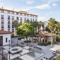 Portaventura Hotel El Paso - Theme Park Tickets Included Hotel Front