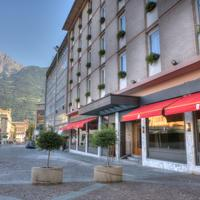 Hotel Duca D'Aosta Hotel Front - Evening/Night