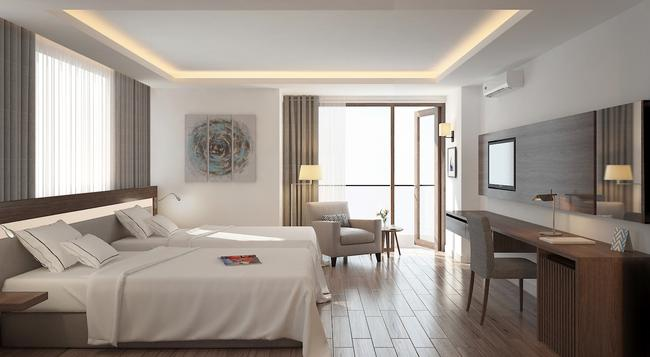 Aroma Nha Trang Boutique Hotel - 芽莊 - 臥室