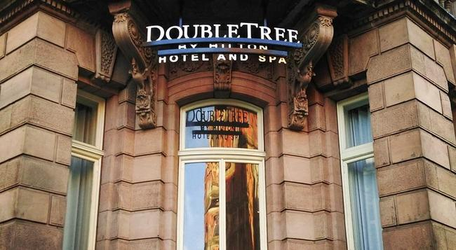 DoubleTree by Hilton Hotel & Spa Liverpool - 利物浦 - 建築