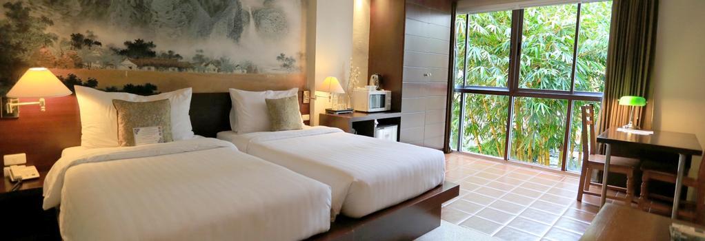 Sino House Hotel Phuket Town - 布吉島 - 臥室