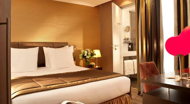 Hotel Elysees Mermoz - 巴黎 - 臥室
