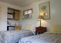 卡維棕櫚酒店 - 利胡埃 - 臥室