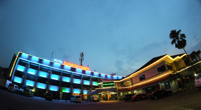 Hotel Swarna Dwipa - 巨港 - 建築