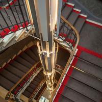 Le Grand Hotel Grenoble Centre Staircase
