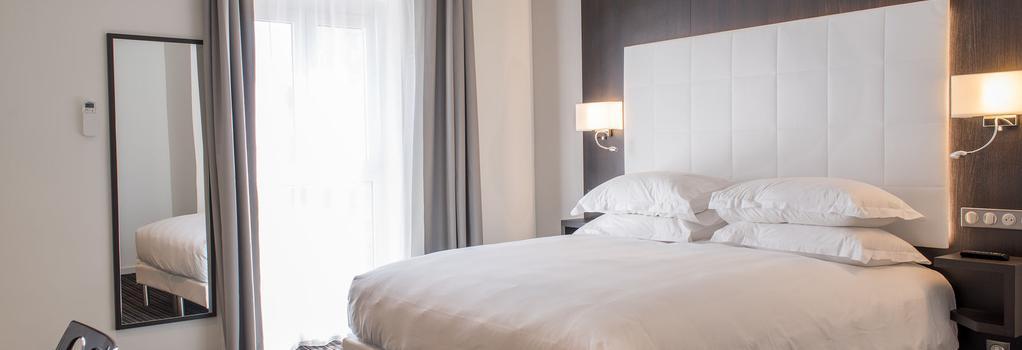 Hotel 64 Nice - 尼斯 - 臥室