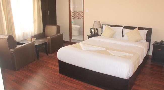 Hotel Dream City - 加德滿都 - 臥室