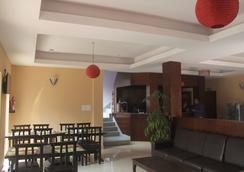 夢幻城酒店 - 加德滿都 - 餐廳