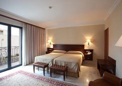 大陸酒店 - 帕爾馬 - 臥室