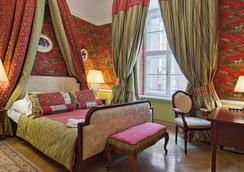 秘密花園酒店 - Krakow - 臥室