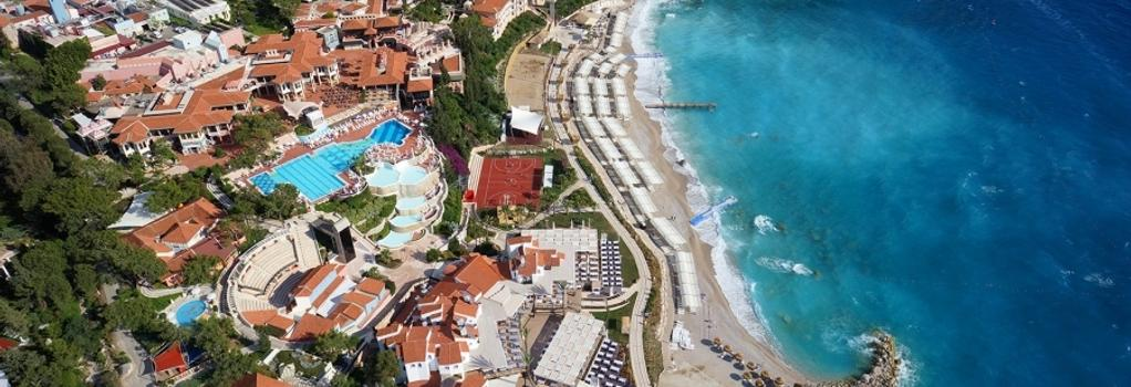 Liberty Hotels Lykia - 費特希耶 - 建築