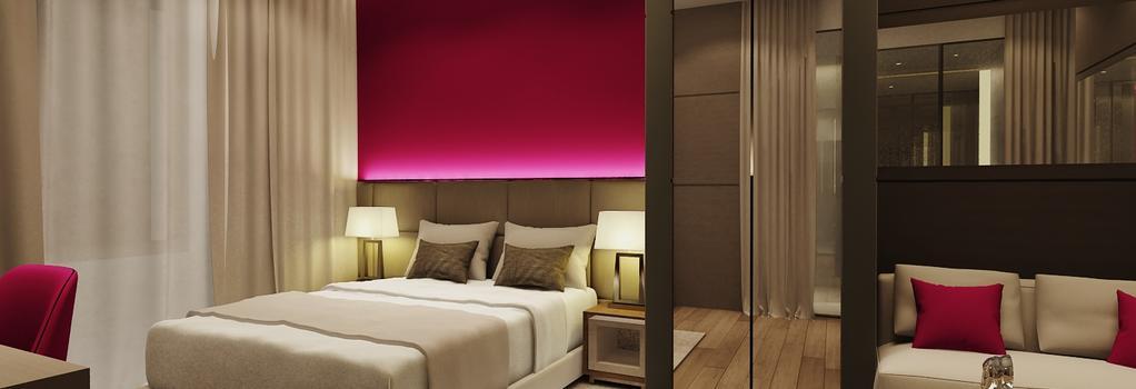 Maccani Luxury Suites - 貝爾格萊德 - 臥室