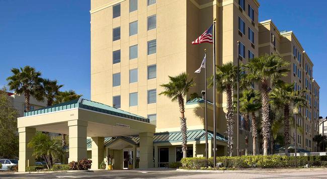 SpringHill Suites by Mariott Orlando Convention Center Intl Drive Area - 奧蘭多 - 建築