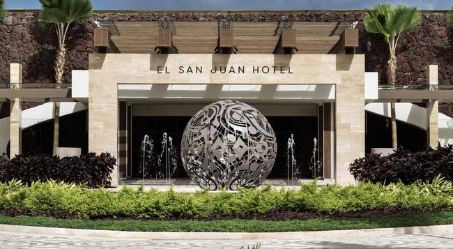 El San Juan Hotel, Curio Collection by Hilton - 卡羅萊納 - 建築