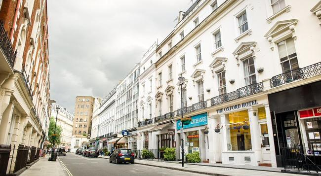 Oxford Hotel - 倫敦 - 建築