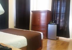 東西酒店 - 洛杉磯 - 臥室