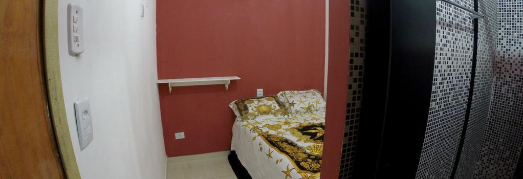 State Hostel - 聖保羅 - 臥室