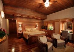 阿雷納爾溫泉度假酒店及Spa - La Fortuna - 臥室