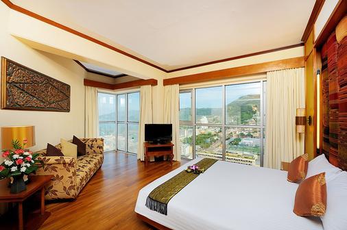 皇家天堂飯店與溫泉中心 - 芭東海灘 - 臥室