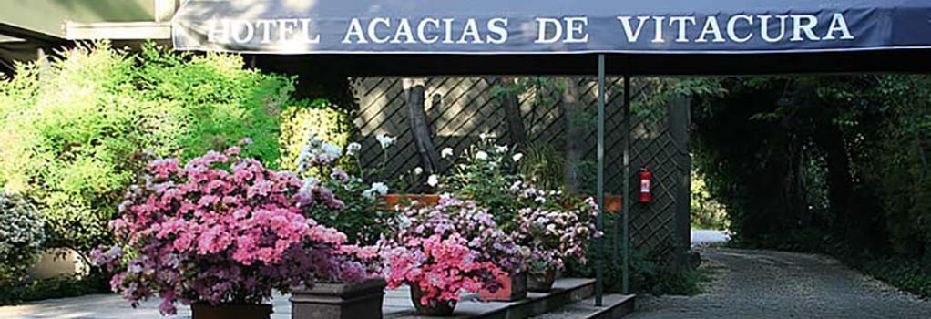 Hotel Boutique Acacias de Vitacura - 聖地亞哥 - 建築