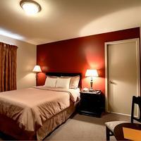 Hôtel Motel Bonaparte Guestroom