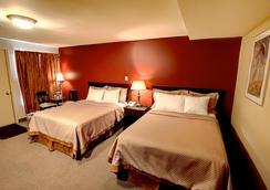 Hôtel Motel Bonaparte - 魁北克市 - 臥室