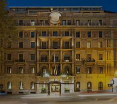 安巴夏特利宮酒店