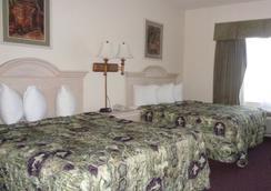 邁爾斯堡傾城套房酒店 - 邁爾斯堡 - 臥室