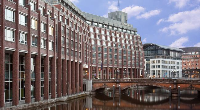 Steigenberger Hotel Hamburg - 漢堡 - 建築