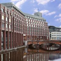 Steigenberger Hotel Hamburg Außenansicht