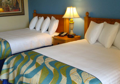 水族海灘酒店 - 默特爾比奇 - 臥室