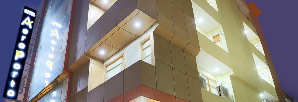 Hotel Aeroporto - 新德里 - 建築