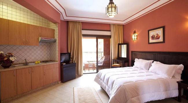 Mogador Menzah - 馬拉喀什 - 臥室