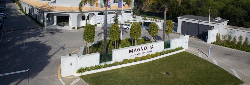 Magnolia Golf & Wellness Hotel - Adults Only - 阿爾曼薩 - 建築