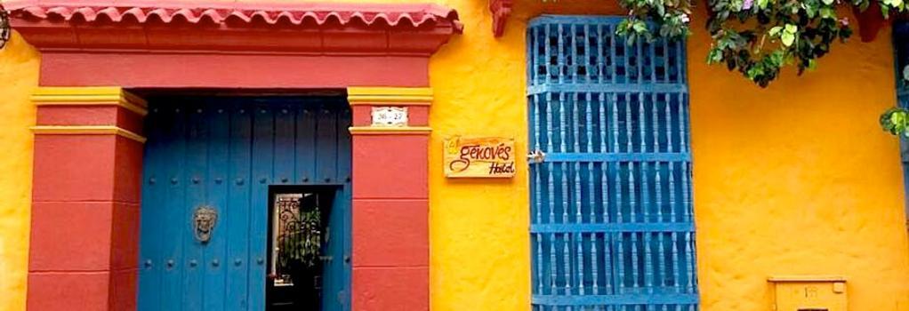 El Genoves Hostal - Cartagena - 建築
