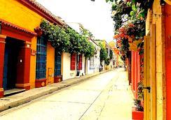 多赫諾韋斯旅舍 - Cartagena - 室外景