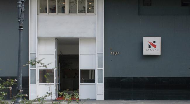 Normandie Design Hotel - 聖保羅 - 室外景
