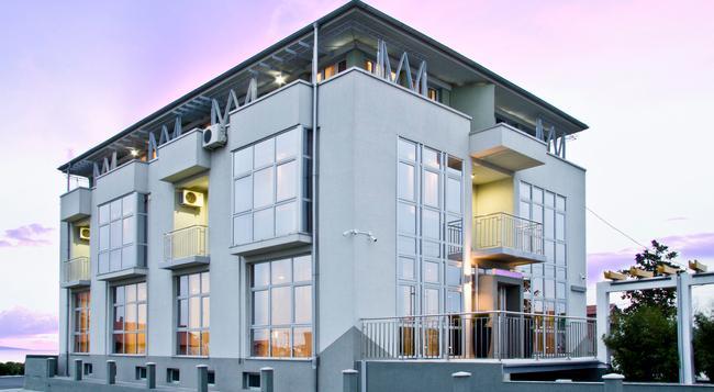 Apart Hotel K - 貝爾格萊德 - 建築