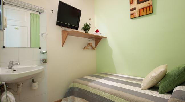 Hostal Felipe 2 - 巴塞羅那 - 臥室