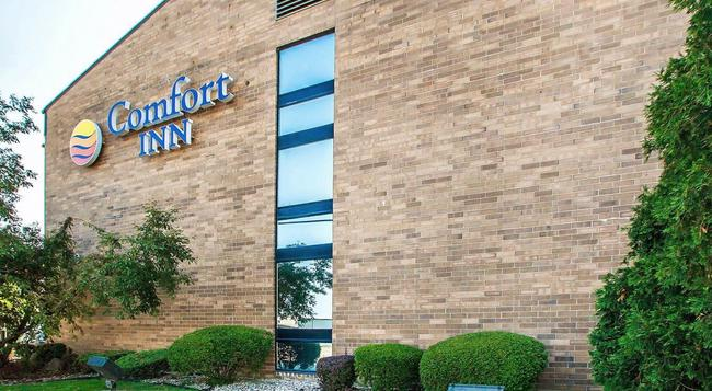 Comfort Inn Arlington Heights - Chicago - 阿靈頓高地 - 建築