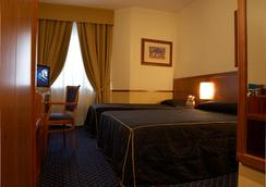 派西斐克弗尼諾酒店 - 都靈 - 臥室