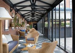 派西斐克弗尼諾酒店 - 都靈 - 大廳