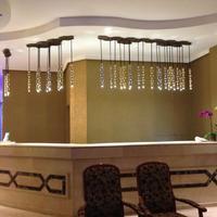 Kleopatra Celine Hotel Lobby