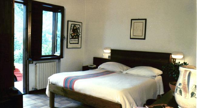 Hotel Spoleto in - 斯波萊托 - 臥室