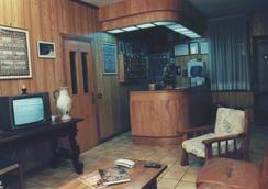 斯波萊托酒店 - 斯波萊托 - 櫃檯